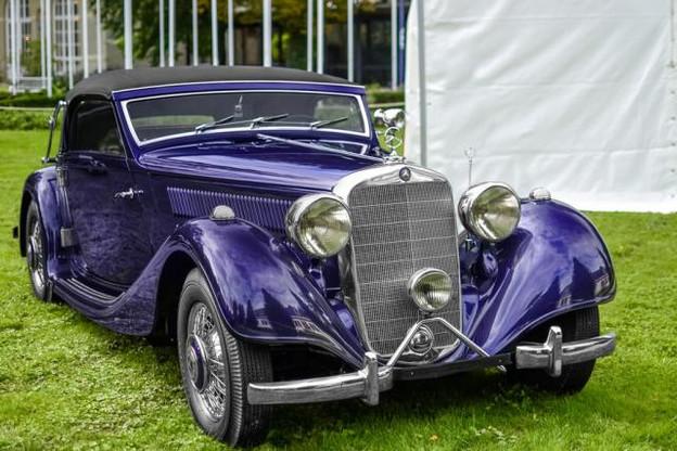 Les amateurs de vieilles voitures ne seront pas en reste ce week-end à Mondorf-les-Bains. (Photo: Licence CC)
