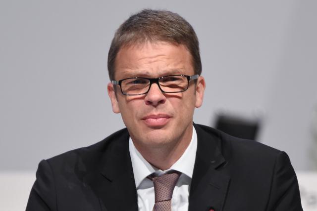 Christian Sewing prend des mesures draconiennes pour relancer la grande banque allemande. (Photo: Licence C. C.)