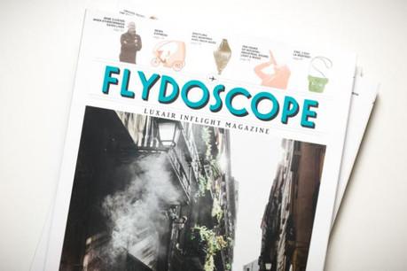 Un Flydoscope au rythme de Barcelone paraît ce mercredi. (Photos: Maison Moderne Studio)