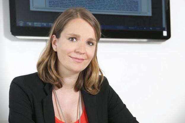 Docteur en nanotechnologies, Virginie Simon est aujourd'hui à la tête d'une start-up qui a levé plus de 4 millions d'euros depuis sa création et fait travailler 15 personnes au Luxembourg, à Paris et à San Francisco. (Photo: Luc Deflorenne / archives)