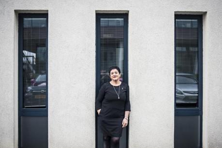 Aux commandes des RH de Compass, Béatrice Soldà s'efforce de créer une culture commune entre toutes les entités du groupe, qu'elle a vu passer d'une société à quatre en quelques années. (Photo: Mike Zenari)