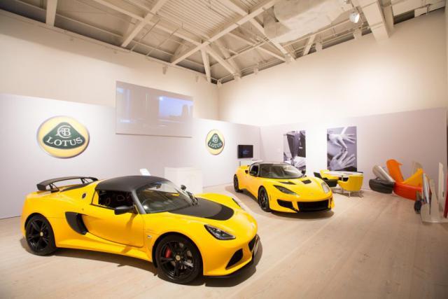 Le nouveau show-room Lotus, situé dans la concession Arnold Kontz, sera inauguré ce jeudi soir. (Photo: Lotus)