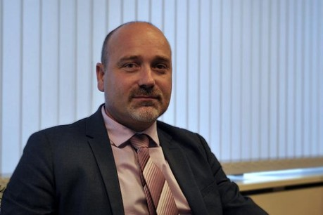Cyrille Gobert - Managing Director - Halian BeLux Crédit Photo: Microtis