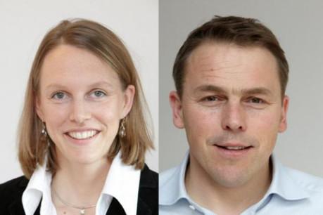 Caroline Lootvoet, counsel Elvinger, Hoss & Prussen, et Pierre Elvinger, associé Elvinger, Hoss & Prussen (Photo: Elvinger, Hoss & Prussen)