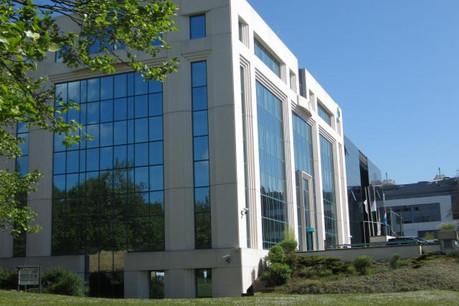 L'investissement a été réalisé dans le quartier européen, sur le plateau du Kirchberg. (Photo: Axa Real Estate)