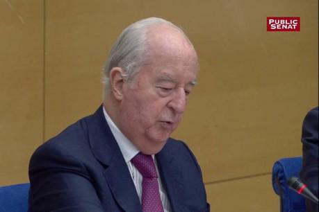 L'ancien Premier ministre français est soupçonné d'avoir financé sa campagne à l'élection présidentielle de 1995 au moyen des rétrocommissions sur des contrats de frégates et de sous-marins ayant transité par le Luxembourg. (Photo: Public Sénat)