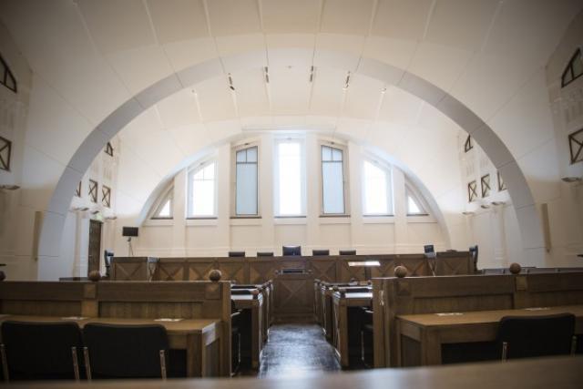 Des audiences à répétition se profilent dans les salles de la cité judiciaire luxembourgeoises pour les acteurs du dossier. (Photo: Luc Deflorenne)