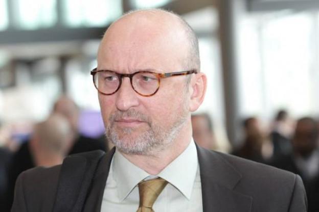 Jean-Jacques Rommes (ABBL) mène pour la dernière fois les négociations avec les syndicats. (Photo: archives paperJam)