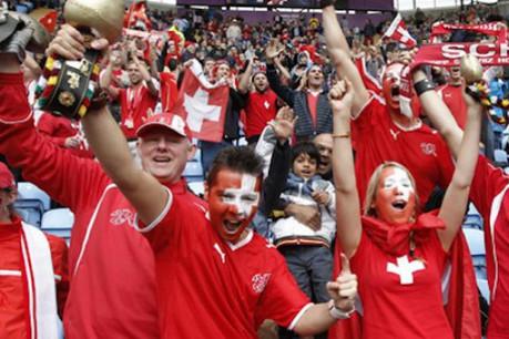Même chahutée, la place financière suisse reste une valeur sûre. (Photo: Association suisse de football)