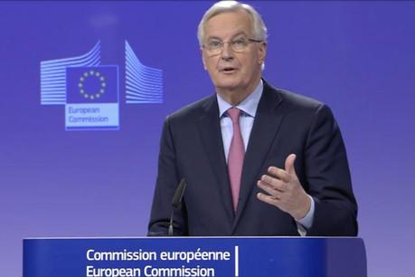 Michel Barnier attend avant tout des propositions sur des points-clés pour entamer la période de transition. (Photo: capture d'écran)