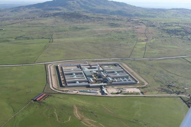 La prison de Soto del Real dans la grande banlieue de Madrid où l'avocate a été détenue. (Photo: Panoramio)