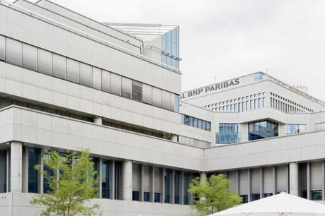 BGL BNP Paribas a vu les dépôts augmenter dans tous ses métiers. (Photo: Eric Chenal / archives)