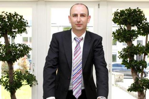 Sébastien Pierson (Ordina) (Photo: Olivier Minaire)