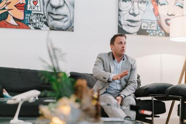 Xavier Bettel: «Qu'on arrête de parler de LuxLeaks, j'en ai marre.» (Photo: Marion Dessard / archives)