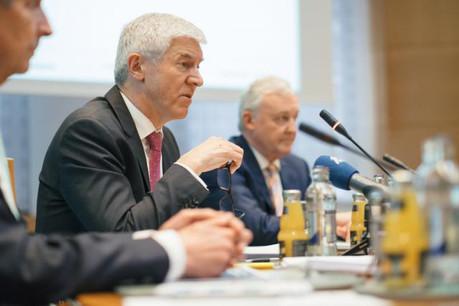 Étienne Reuter, président du conseil d'administration de BGL.  (Photo: Sébastien Goossens / archives)