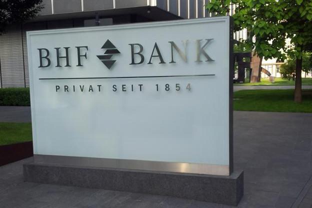 Le siège de BHF Bank à Francfort. (Photo: Wikipedia)