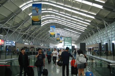 Un vol vers l'aéroport chinois de Zhengzhou d'ici la fin de l'année? China Eastern Airlines l'envisage. (Photo: Licence C. C.)