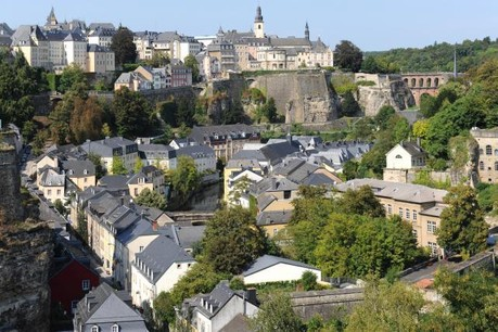 Le centre-ville de la capitale pourrait rapidement se retrouver saturé en cas de relocalisations importantes d'acteurs de la City au Grand-Duché. (Photo: Licence C.C)