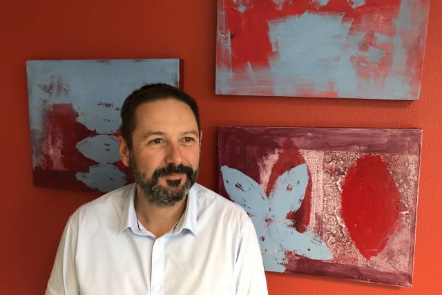 Christel Marguillard, HR Management Consultant. Photo: Microtis