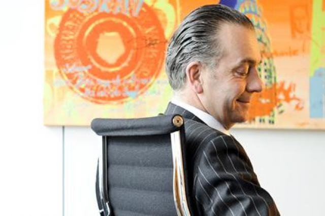 Bob Kneip (CEO, Kneip) (Photo: David Laurent/Wide)