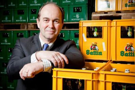 Frédéric de Radiguès : « Chez nous, les bières font encore trois à quatre semaines de garde. » (Photo : Julien Becker/archives)