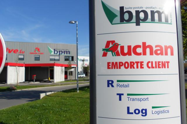 Jusqu'au printemps dernier, BPM-Lux était basée sur la zone d'activités de Munsbach. (Photo: DR)
