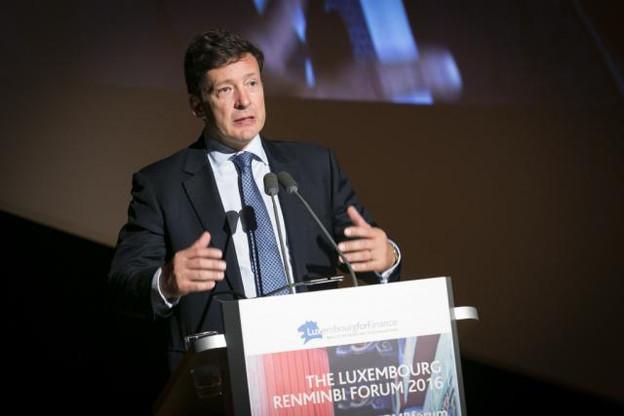 «Tout le monde essaie de prendre sa décision pour la fin de l'année», rappelle Nicolas Mackel, le CEO de Luxembourg for Finance. (Photos: Michel Zavagno / Blitz Agency)