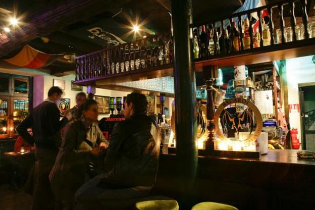 Le prix des cocktails un peu élevé dans les bars du centre n'entame en rien l'attractivité de Luxembourg-ville, aux yeux de Movinga. (Photo: Julien Becker / Archives)