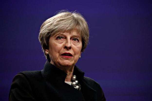 Theresa May n'a toujours pas convaincu ses partenaires européens hier soir à Bruxelles. (Photo: Shutterstock)