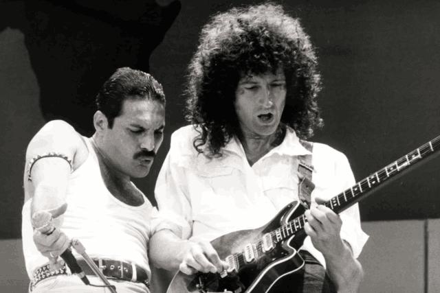 Après la grande époque de Queen, Brian May a finalisé la thèse en astrophysique qu'il avait interrompue pour se consacrer à sa carrière musicale. (Photo: Capture d'écran Asteroid Day)