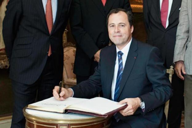 Bruno Perdu devrait officiellement prendre ses nouvelles fonctions d'ambassadeur de France au Luxembourg en juin. (Photo: DR)