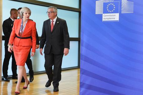 Si les négociations sur la première phase du Brexit ont été compliquées, celles liées à l'élaboration de la «future relation»s'annoncent l'être également entre Bruxelles et Londres. (Photo: Commission européenne / archives)