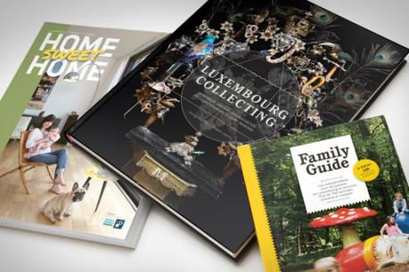 Sur 16 livres en compétition, trois sont édités par Maison Moderne. (Photo: Maison Moderne Studio)