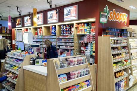 Les Shoppi proposent une offre réduite mais ciblée pour répondre à un consommateur toujours plus mobile. (Photo: Cactus)