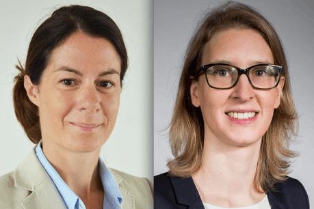 Linda Funck, partner, et Emmanuèle de Dampierre, associate au sein du cabinet Elvinger, Hoss & Prussen  (Photo: Elvinger Hoss & Prussen)