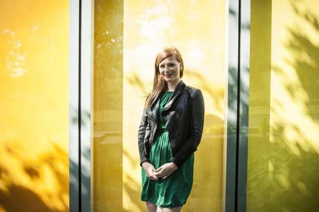 Anna Prihodova a presque toujours travaillé au Luxembourg, dont elle est pour ainsi dire tombée amoureuse. (Photo: Mike Zenari)