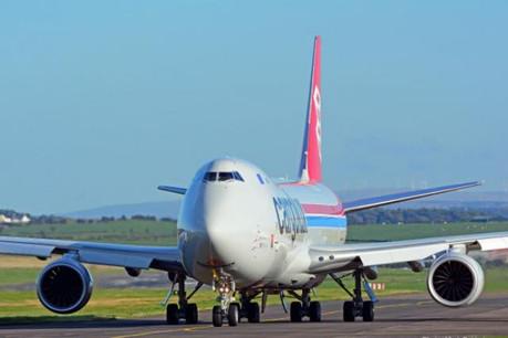 Accord signé est-il pour autant synonyme d'horizon dégagé pour Cargolux? (Photo: Cargolux / Mark Fairbairn)