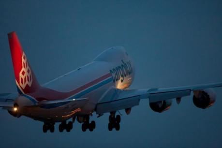 Les deux anciens senior VP ne s'envolent pas bien loin… (Photo: Cargolux / Viktor Laszlo)