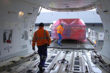 Les négociations se poursuivent pour un rachat des parts de Cargolux. L'OGBL insiste sur les emplois de la filière. (Photo: Frédéric Humblet / archives)