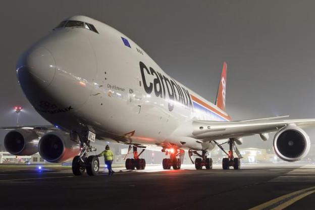 Cargolux sort de la lourde amende par la porte d'une relecture de droit qui annule la décision de la Commission. (Photo: Cargolux / Viktor Laszlo)
