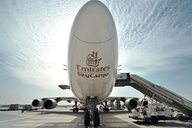 L'une des conséquences de l'accord signé mardi consiste en l'arrivée d'Emirates SkyCargo au Findel à compter de juin 2017. (Photo: Emirates SkyCargo)