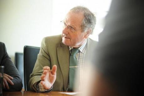 Le président Helminger s'estime assez confiant pour le reste de l'année 2013. ( Photo : archives Paperjam )