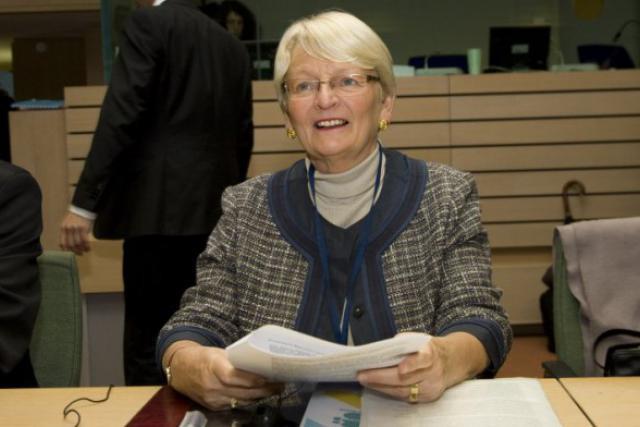 Marie-Josée Jacobs prend la présidence de Caritas. ( Photo : archives Paperjam )