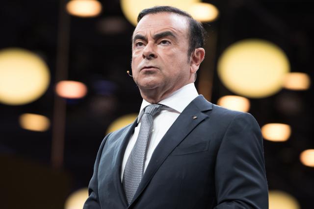 Carlos Ghosn est toujours en détention préventive au Japon. (Photo: Shutterstock)