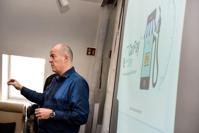 Frédéric Stiernon, fondateur et CEO de CarPay-Diem. (Photo: Nader Ghavami / archives)