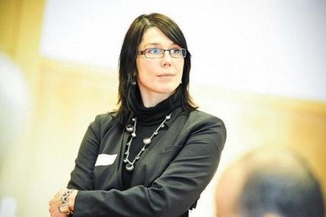 Linda Szelest (CRP Henri Tudor) (Photo: David Laurent/Wide)