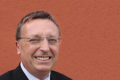 Georges Schaaf succède à Constant Infalt à la tête de Domaines de Vinsmoselle.   (Photo: Domaines de Vinsmoselle)