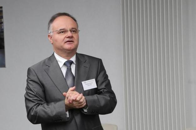 Prix de l'innovation 2016 de la Fedil dans la catégorie Start-up, le fondateur d'Apateq, Bogdan Serban, insiste sur le fait que l'industrie luxembourgeoise a évolué. (Photo : DR)