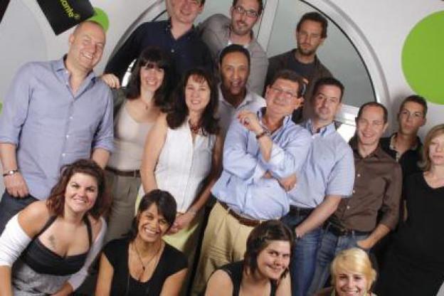 L'équipe Plan K: 14 salariés et deux stagiaires. (Photo: Plan K)