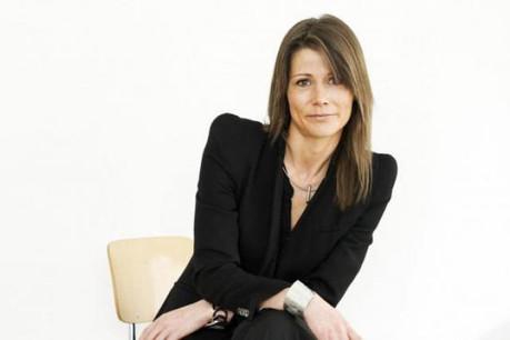 Céline Courson, responsable Relations publiques, Fonds pour le développement du logement et de l'habitat (Photo : David Laurent/Wide)